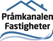 Logotyp för Pråmkanalen AB